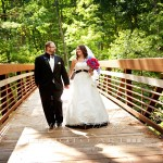 crystal room wedding Wisconsin Dells