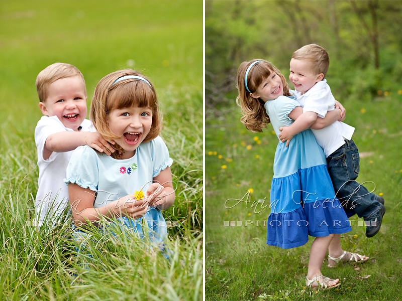 Outdoor Family Portraits | Family Photographers in CT |Outdoor Family Photography