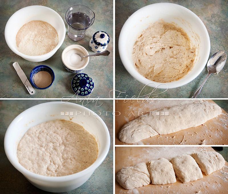 quick ciabatta recipe