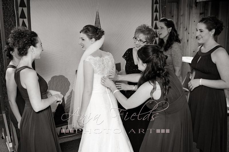 St Norbert Roxbury wedding