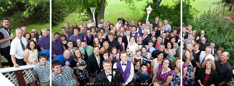 Dorf Haus wedding