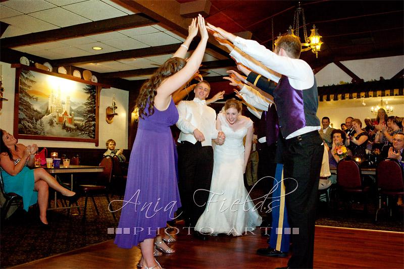 dorf Haus wedding reception