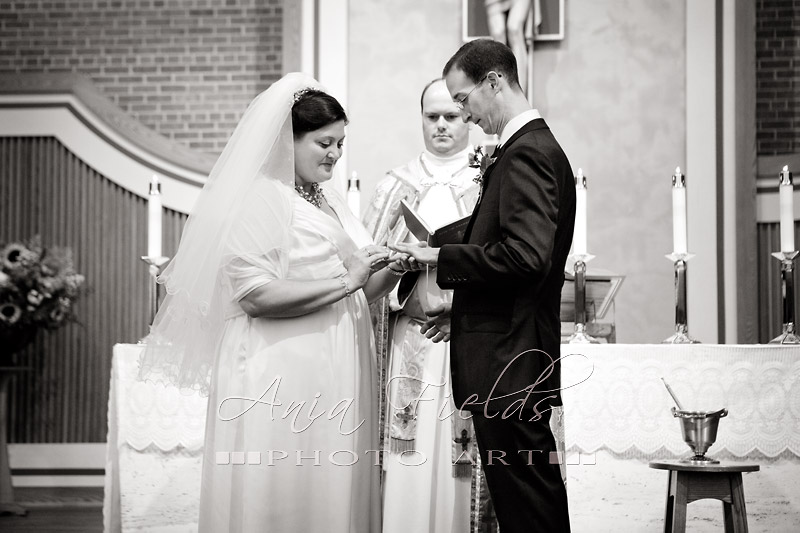 St Al's wedding