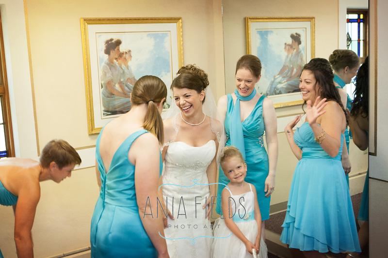 St John Reedsburg wedding