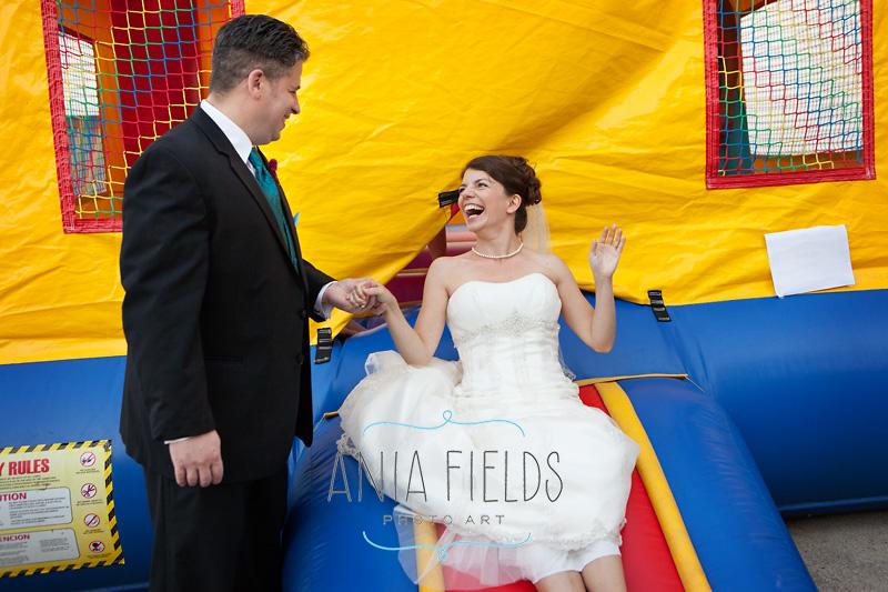 Wisconsin Dells wedding