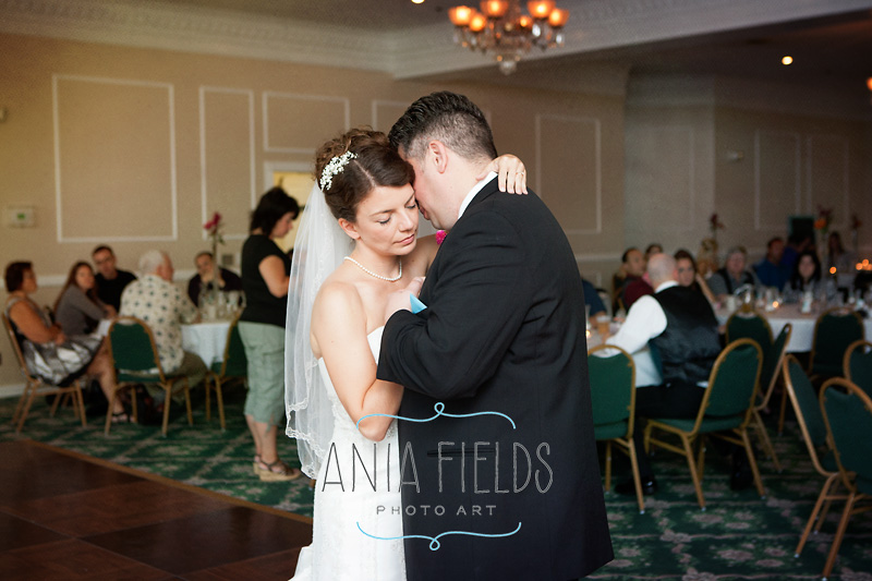 Wintergreen Wisconsin Dells wedding