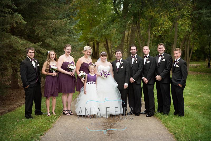 Sauk Prairie wedding
