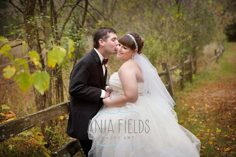 Fall wedding Wisconsin