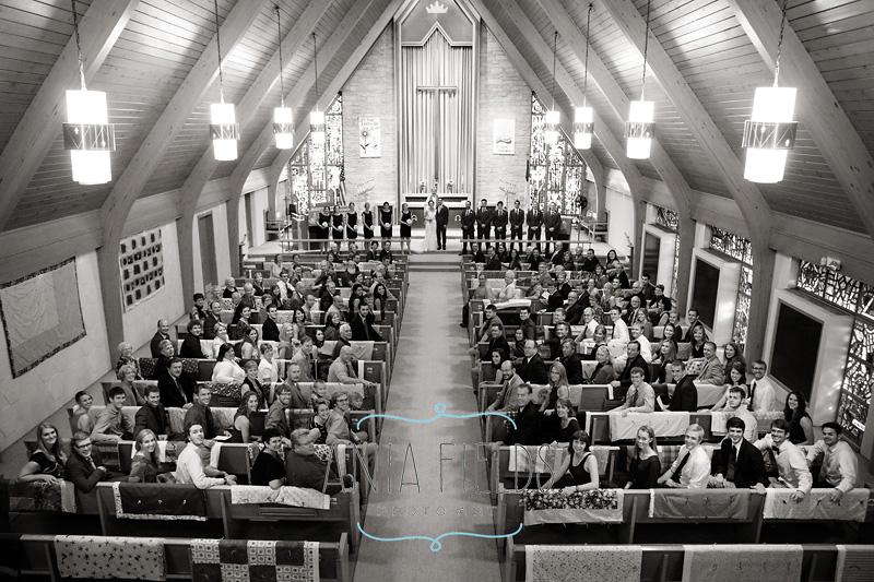 Prairie du Sac wedding St John's