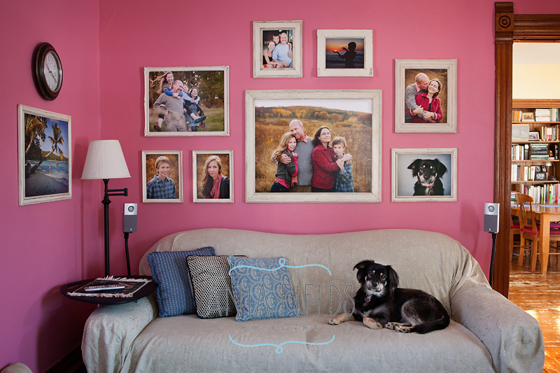 Our Photo Gallery Wall and Command Picture Hanging Strips Review ...