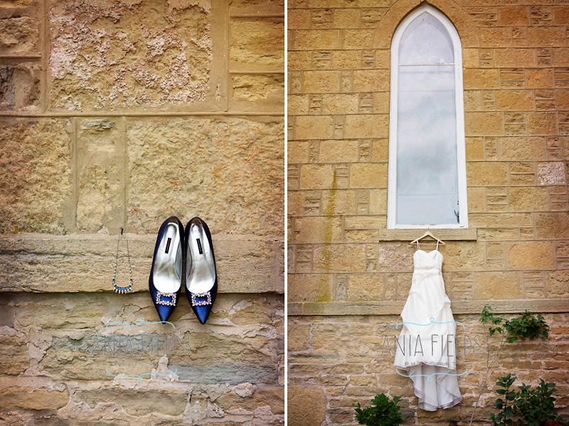 Salem church wedding North Freedom WI