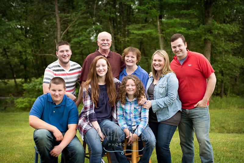 family photographer Wisconsin Dells