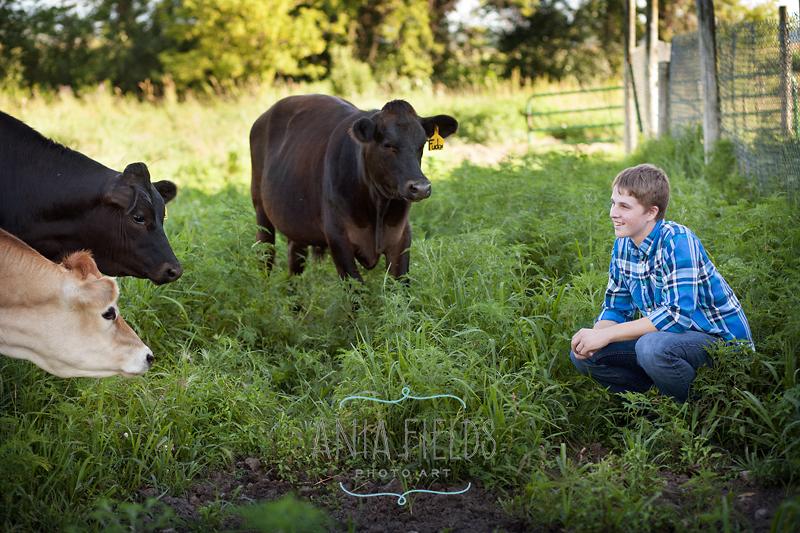sams farm senior pictures sauk prairie class of 2016