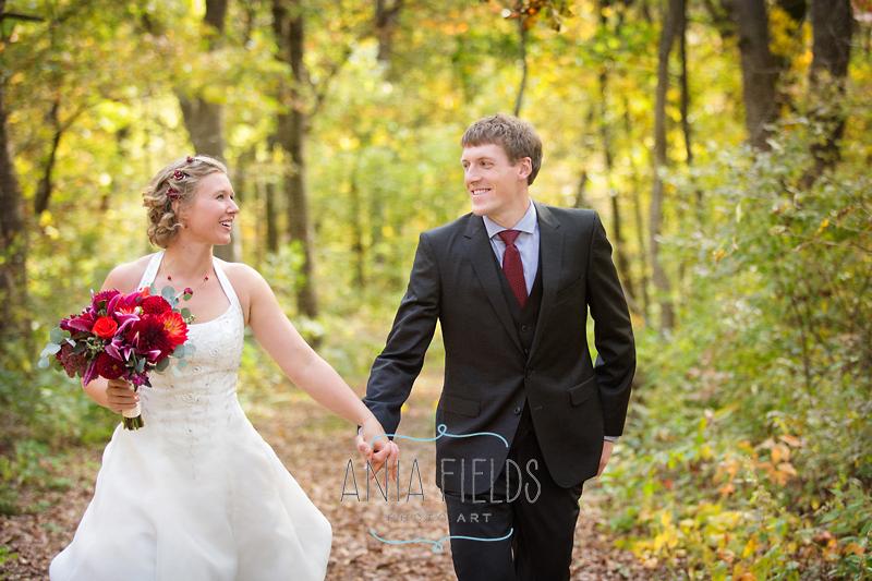outdoor wedding Madison WI