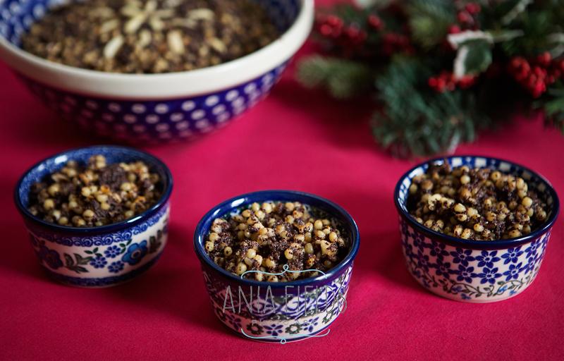 Kutia Recipe Polish Christmas Dessert