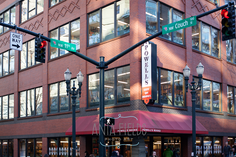 Powell's City of Books Portland OR