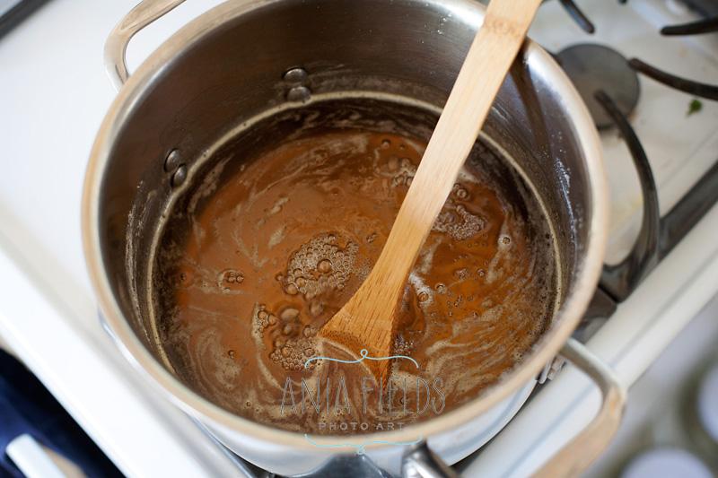 homemade dandelion honey