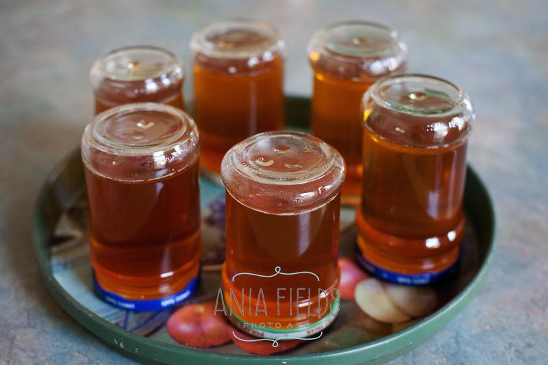 delicious dandelion honey