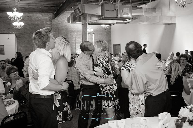 Baraboo Arts Center wedding photos