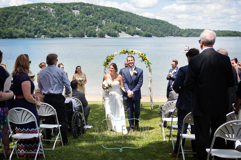 Devil's Lake wedding photographer