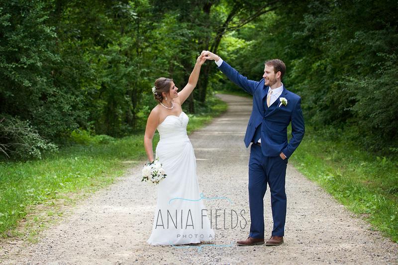Devil's Lake wedding photos