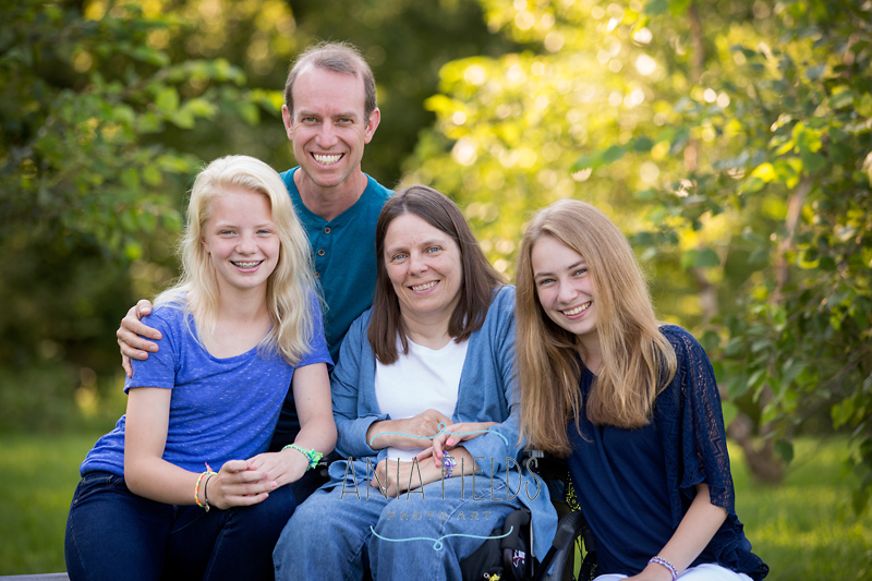 family photos Wisconsin Dells