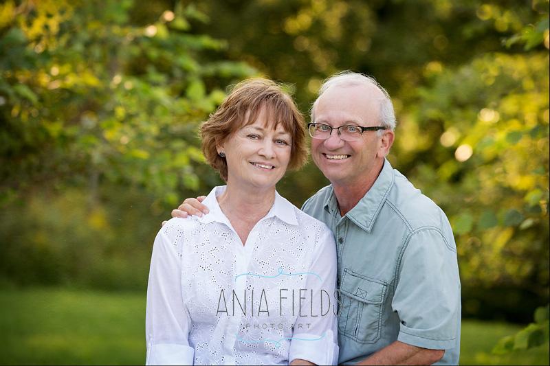 anniversary portraits Wisconsin Dells