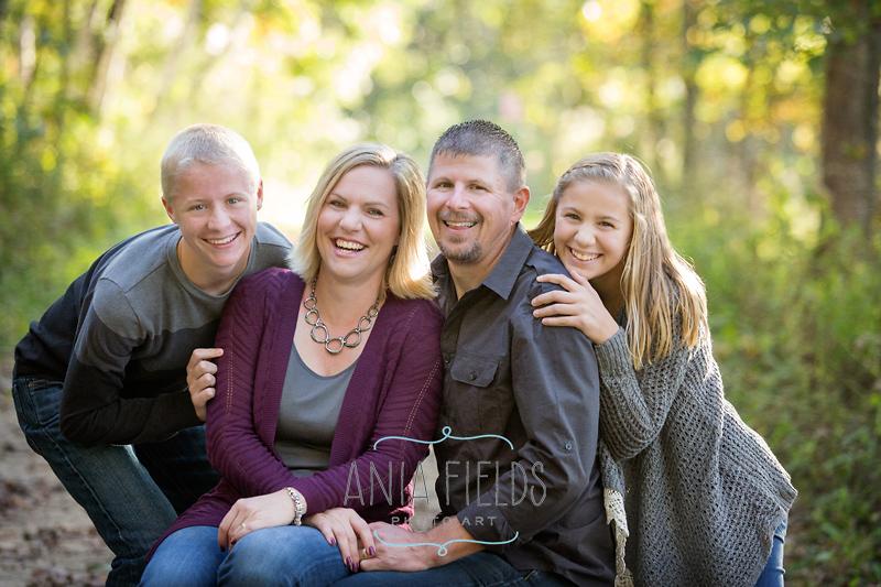 fall family photos Madison WI