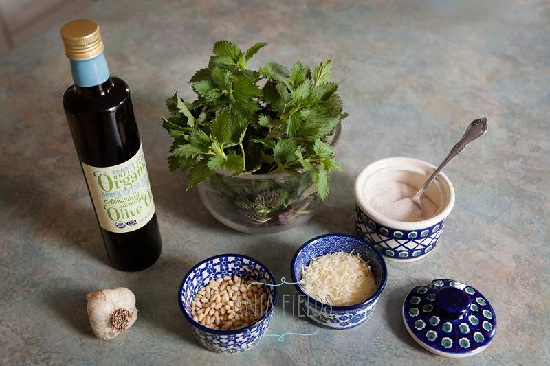 nettle recipe