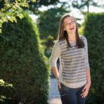 senior portraits Madison WI
