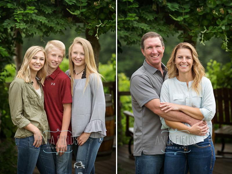 family portraits Sauk Prairie