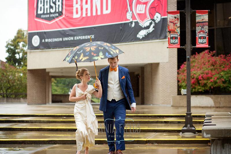 UW Madison wedding