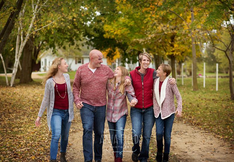 fun family photos Madison WI