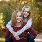sisters photo idea