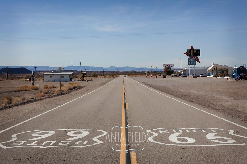 Amboy Route 66 CA