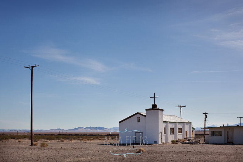 church on Route 66