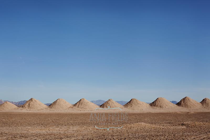 salt evaporation CA