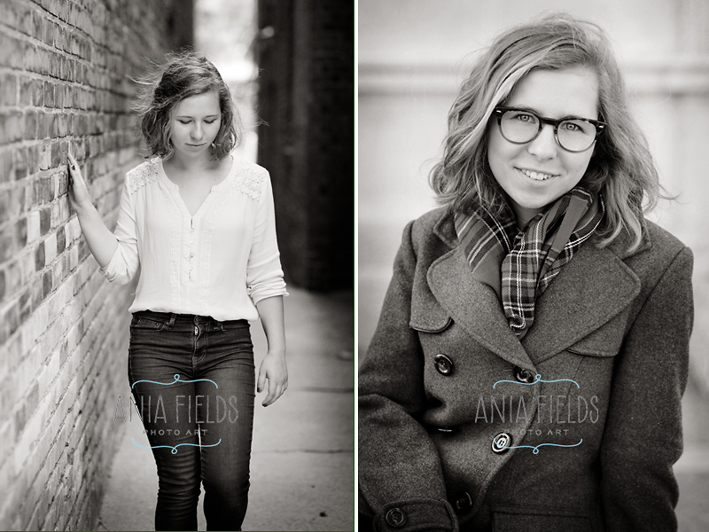urban senior pictures
