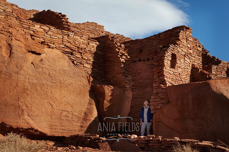 Wupatki ancient ruins