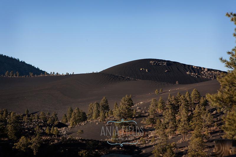Sunset Crater Volcano Flagstaff AZ