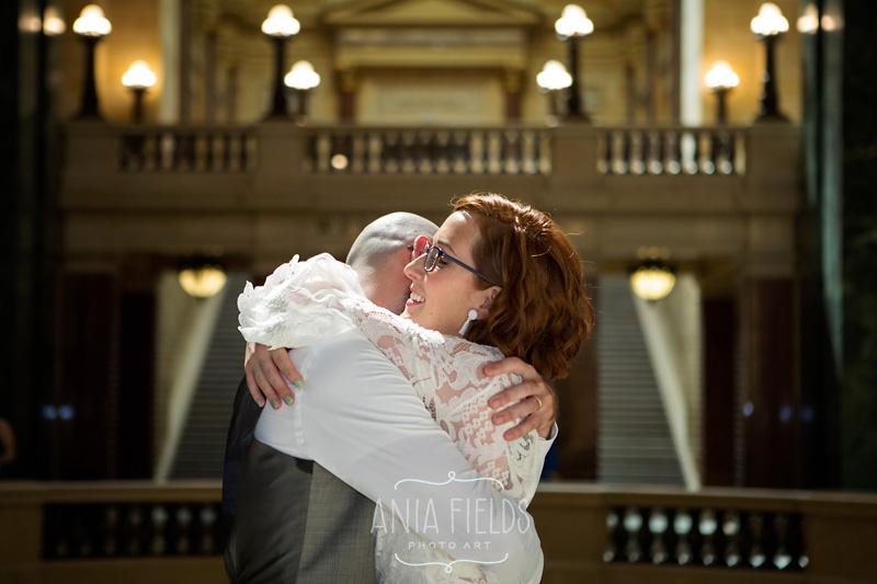 intimate wedding Madison WI