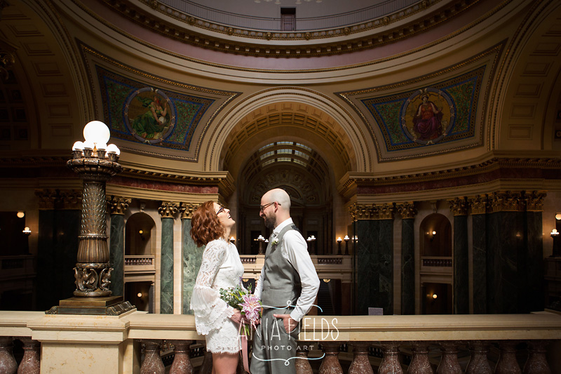 Madison WI wedding photographer