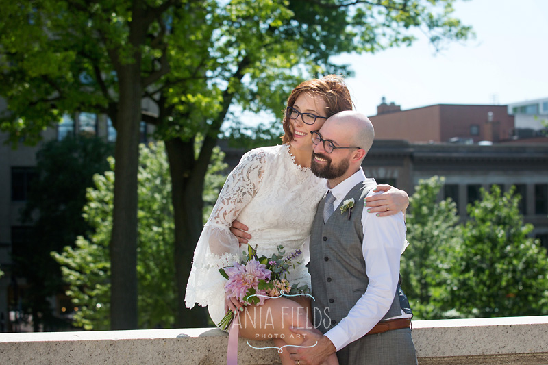 MAdison WI elopement photography