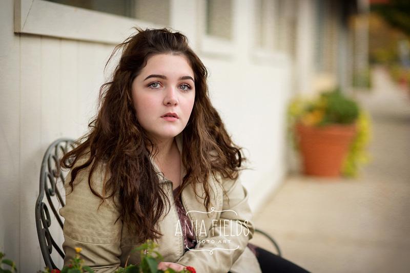 Madison WI senior photography