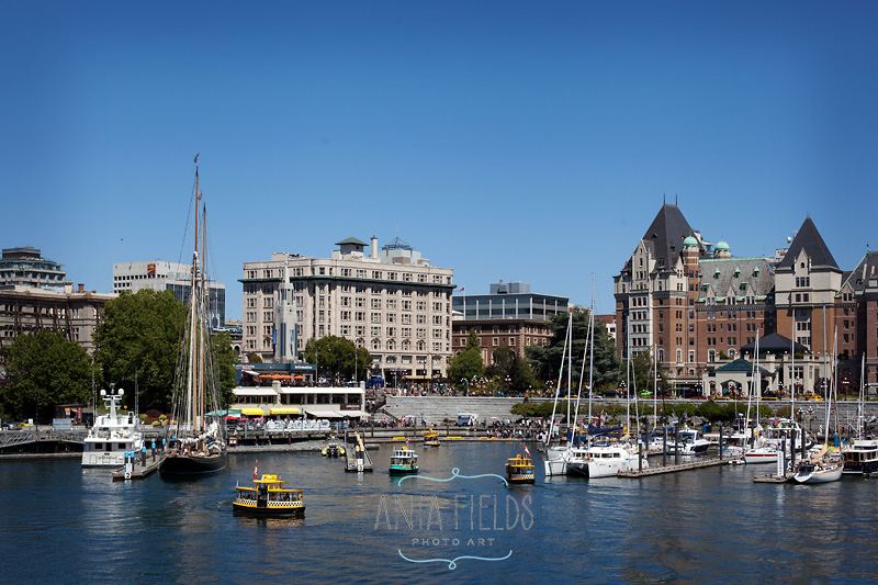 water taxis in Victoria BC