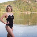 swimming senior pictures