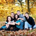 family portraits Devil's Lake
