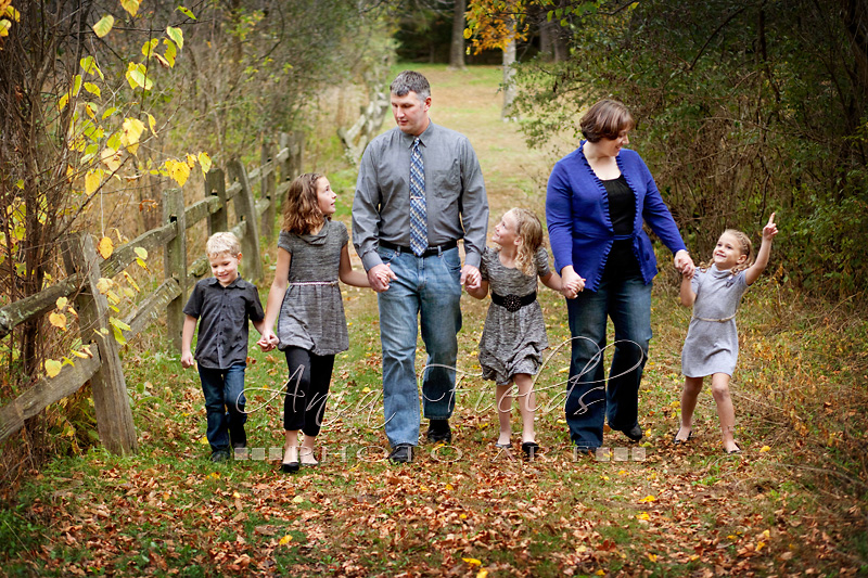 Fall Family Portraits Sauk City Wi