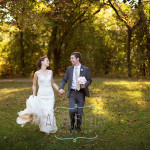 Indian summer Sauk City wedding