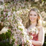 Olbrich Gardens senior pictures